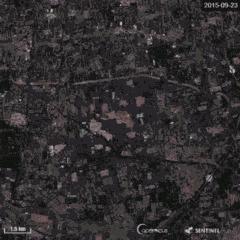 国外卫星拍摄的一段40秒视频爆火!网友留言亮了